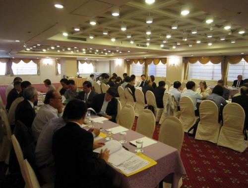 2015年台日中鰻魚民間協議會