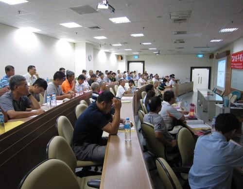 105年6月27日鰻魚品質向上講習座談會