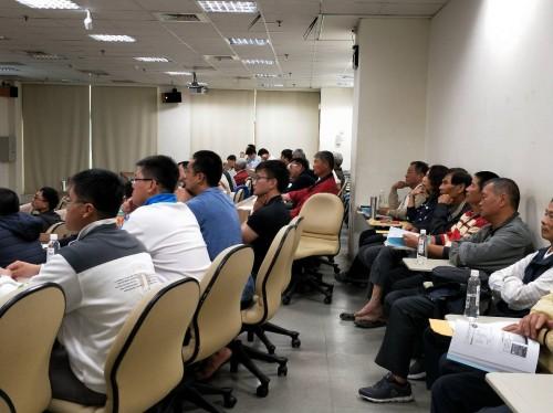 2018年12月13日鰻魚品質向上講習會