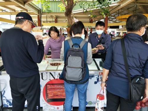 109台灣鰻魚推廣銷售活動